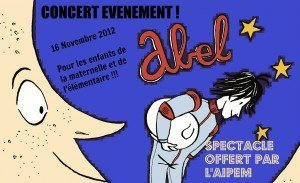 Concert - Evènement dans Evènement abel-enfin-300x183